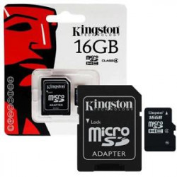 Kingston SD 16 GB