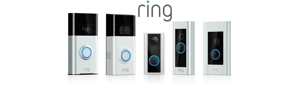 Ring videodeurbel inclusief installatie